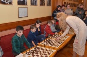 Шахматная ёлка - отзывы и фото с мероприятия